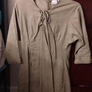 ASOS tunic dress.